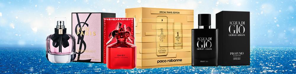 Perfumes from Santa Line