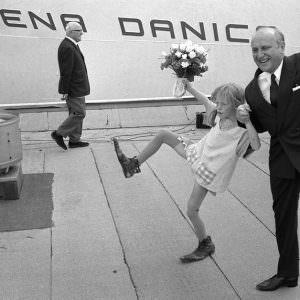 Sten A Olsson & Pippi by Stena Danica 1969