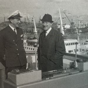 Alan Junger and Sten A. Olsson