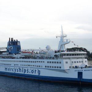 Jocelin & Mercy Ships