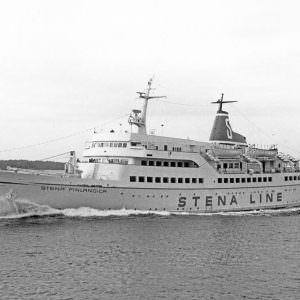 STENA FINLANDICA July 1973