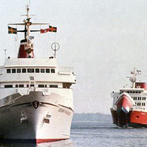 Stena Finlandica in Mariehamn