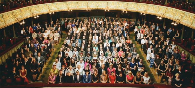 The National Latvian Opera & Ballet